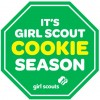 Girl Scout Canned Food & Blanket Drive; COOKIES!!!