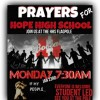 Student- Led 'Prayers For Hope High School Scheduled For Monday