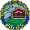 Hope Police Department Blotter