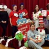 Dr. Seuss Event Held At Clinton Primary School
