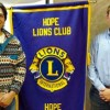 Hope Lions Hear Program On Spring Hill FFA Rodeo