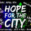 Hope First Assembly of God To Host 'Hope For The City'