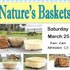 Historic Washington Holds Nature's Baskets Class