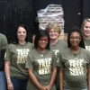 PHS EAST prepares care packages for soldiers