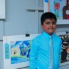 CPS Student Receives Award At Regional Art Show