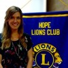 Hope Lions Hear Results Of UAHT-Lions Fish Fry