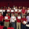 Beryl Henry Elementary Students Receive Academic Awards