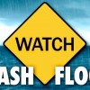 Flash Flood Watch To Be In Effect For Hempstead & Nevada Counties