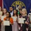 Students honored at Kiwanis banquet