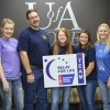 UAHT sponsors Relay for Life team