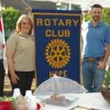 Hope Rotary Hosts Hospitality Table At Farmers Market