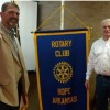 Hope Rotary Club Hears From Pyramid Plastics Owner