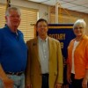 Senator Larry Teague Addresses Hope Rotaty Club