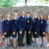 Brady Gentry elected as FFA State President