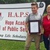 Academic Honor Becomes HAPS Tradition