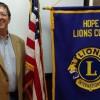 State Senator Larry Teague Speaks To Hope Lions
