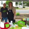 Zucchini Salad At Hope Farmers Market