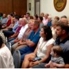 Standing Room Only For Outdoor Recreation Grant Hearing