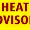Heat Advisory For Hempstead & Nevada Counties Wednesday