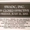 Southwest Arkansas Development Council Ceases Operations