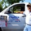 Hollis Heat & Air Sponsors Concert