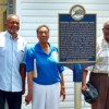 Marker Unveiled At Site Of Historic Swimming Pool