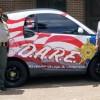 HCSO  gets new DARE car
