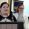 Hope Kiwanis Club Members hear about County Fair Premium Sale