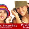 Sunday Is National Sisters Day