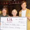 Phillips' endow UAHT scholarship