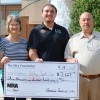 NRA foundation donates to Iron Horses