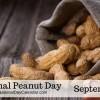 National Peanut Day