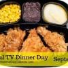 National TV Dinner Day