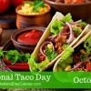 Natoinal Taco Day