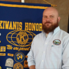 Hope Kiwanis Club hears from Brad Townsend