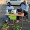Hope Farmers Market Draws in Okra