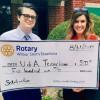 Texarkana Rotary donates to UAHT