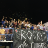 """Bears """"Rocked Out"""" against the Cougars"""