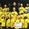 Minions mass for Nevada flu clinic