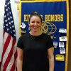 The Hope Kiwanis Club hears from Anna Powell