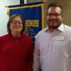 Kiwanis Club Hears Arts Council Program