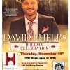 Phelps in concert at HH