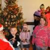 Santa visits Emmet