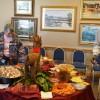 Library hosts community appreciation event