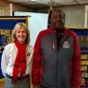 Kiwanis Club Hears Hope High Basketball Program