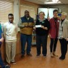 """Hope Kiwanis Club Hears Program On """"Denny's Place"""" At HAPS And Donates"""