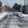 Snow – no joke for public