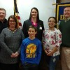 Hope Kiwanis Hears From Hope Students