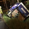 Aaron's Delivery truck stolen and wrecked