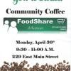 Food Share coffee set